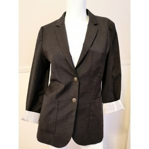 🎁Talula Blazer in Charcoal size 6